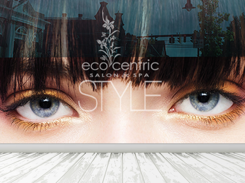 Ecocentric Salon & Spa Webpage